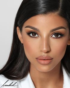 My take on Arab beauty and my 'Ultimate Modern Arabic Makeup' look ?… , – Suzy's Fashion My take on Arab beauty and my 'Ultimate Modern Arabic Makeup' look ? Dark Skin Makeup, Nude Makeup, Day Makeup, Makeup For Brown Eyes, Eyebrow Makeup, Makeup Inspo, Makeup Inspiration, Makeup Eyebrows, Makeup Geek