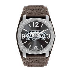 San Antonio Spurs Defender Brown Watch - Sale Price: $39.95