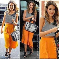#JessicaAlba #SinCityADameToKill #Photocall#hollywood #sister #denimskirt #headband #hipster #hippie #angelinajolie #tshirt #fashion #style #celebrity #look #lookbook #beautiful #gorgeous #trend #trendy #chic #ootd #outfit #instafashion #instastyle #stylish #accessories #heels #shoes #model... - Celebrity Fashion