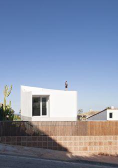 La Casa de Los Vientos,Courtesy of Jose Luis Muñoz Muñoz
