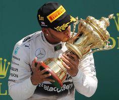 Lewis Hamilton #f1 #2015 #BritishGP