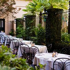 The Park Cafe Charleston Reservations