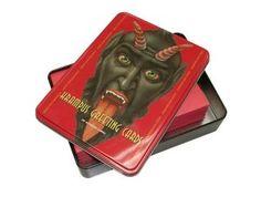 Boing Boing Krampus cards