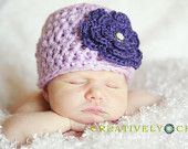 Baby girl hat.