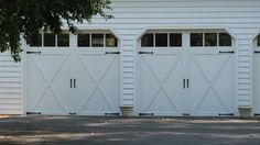 Barn style Carriage Doors | Yelp