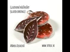 Tutorial shows stamping, painting, alcohol ink and liquid clay glazing. Very inspiring