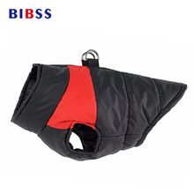 Warm Pet Dog Vest Winter Dog Clothes Waterproof Puppy Jacket Coat For Medium Large Dogs Chihuahua S-5XL