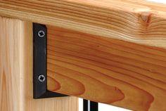 copper railing/ tubing for sale | Deckorators Black Railing Connectors