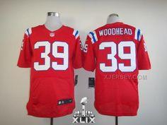 http://www.xjersey.com/nike-patriots-39-woodhead-red-elite-2015-super-bowl-xlix-jerseys.html Only$38.00 #NIKE PATRIOTS 39 WOODHEAD RED ELITE 2015 SUPER BOWL XLIX JERSEYS Free Shipping!