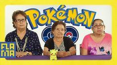¿Qué ocurre cuando tres abuelitas juegan Pokémon Go?  #aplicaciones #app #apps #Flama #Pokémon #PokémonGo #videoviral https://us.emedemujer.com/viral/que-ocurre-cuando-tres-abuelitas-juegan-pokemon-go/