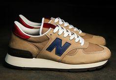 "New Balance 990 ""Mid-Century Modern"" - SneakerNews.com"