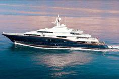 2012 Oceanco Power Boat France