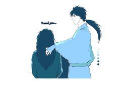 Madara and Izuna Uchiha #Naruto