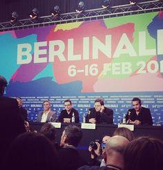 Berlinale Jean Dujardin The Monuments Man 2/2014 #VivaconAgua