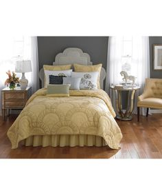 Lenox French Perle King Quilt Decoracion Pinterest