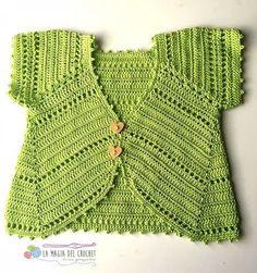 La Magia del Crochet: TORERAS O BOLEROS A CROCHET.tejido peru video.