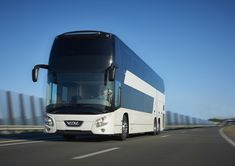 Electric bus manufacturer VDL Bus & Coach has announced the receipt of an order for 100 of its VDL Citeas SLFA electric buses and 18 of its VDL Futura the company's flagship electri… Mode Of Transport, Public Transport, Lux Bus, Bus City, Best Rv Parks, Chartered Bus, Bus Interior, Travel Expert, Double Decker Bus