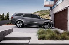 Explore all the 2020 Dodge Durango has to offer. Discover row seating, available performance features and more of this sport utility vehicle today. 2017 Dodge Durango, Dodge Muscle Cars, Chrysler Dodge Jeep, First Car, What Is Like, Mopar, Dream Cars, Military, Exterior