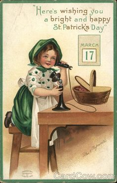 Here's Wishing You A Bright and Happy St. Patrick's Day