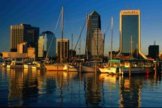 Jacksonville, Fl I Miss living there, I'm going back one day and not just for a vacation either