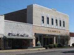 Kress Building in Mississippi County, Arkansas