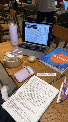 School Organization Notes, Study Organization, School Notes, Study Pictures, Work Motivation, College Motivation, School Study Tips, Study Space, Study Areas
