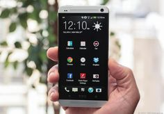 The gorgeous HTC One is a winner.