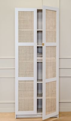 Door for Billy – Fronteriors Billy Bookcase With Doors, Diy Bedroom Decor, Diy Home Decor, Billy Ikea, Ikea Frames, Diy Door, Minimalist Home, Home Furniture, Decoration