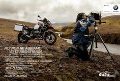 Un weekend di porte aperte per vivere una full immersion nell'universo BMW GS e dimostrare la propria GS Attitude partecipando ad un concorso fotografico con l'hashtag #scattatacongs, che mette in palio un'indimenticabile experience in sella ad una GS alla scoperta dell'Islanda.
