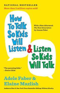 Bestseller Books Online How to Talk So Kids Will Listen & Listen So Kids Will Talk Adele Faber, Elaine Mazlish $17.16  - http://www.ebooknetworking.net/books_detail-1451663870.html