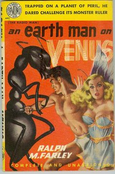 An Earth Man on Venus