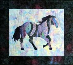 Image detail for -Patterns Gallery » Horse Quilt Patterns