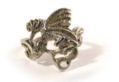 Basilisk ring