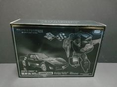 Box Images MP-25L Loudpedal Exclusive Transformers Masterpiece From Takara Tomy