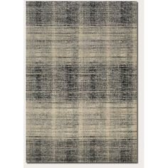 Found it at AllModern - Covina Black/Gray Area Rug