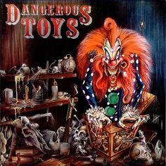 Dangerous Toys  #DangerousToys  #HereComesTrouble  #RockNRoll  #Kamisco