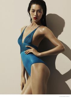More Photos of Liu Wen, Mariacarla Boscono & Daria Strokous Revealed for La Perla