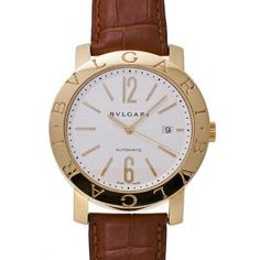 ブルガリ腕時計コピーBVLGARI 42mm BB42WGLDAUTO 販売価格:¥18200円(免税)       型番: BB42WGLDAUTO 市场价:¥32760円 http://www.dokei2014.com/and-9593.html