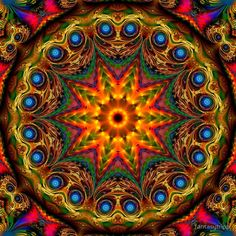 By fantasytripp - colour delight kaleidoscope 02 Available as T-Shirts & Hoodies, Stickers, iPhone Cases, Samsung Galaxy Cases, Posters, Home Decors, Tote Bags, Prints, Cards, iPad Cases, and Laptop Skins