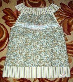 Summer Pillowcase Dress   FaveCrafts.com