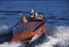 Chris Craft - Most Beautiful Boats ever made