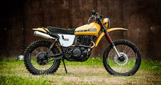 These days, most XT500s are immaculately restored trailer queens, or display decades of abuse. But they're also prime candidates for a tasteful resto-mod.