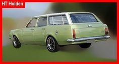 Holden Kingswood Wagon