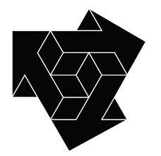 Afbeeldingsresultaat voor cool geometric graphic