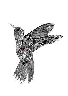 Lovebird By Michelle Pegrume