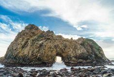 Most Beautiful Places to Visit in California: Road Trip Ideas - Thrillist Pfeiffer Beach, Big Sur, CA Beautiful Places In California, Beautiful Places To Visit, Oh The Places You'll Go, Places To Travel, Travel Destinations, California Places To Visit, Hiking Places, Vacation Places, Hiking Trails