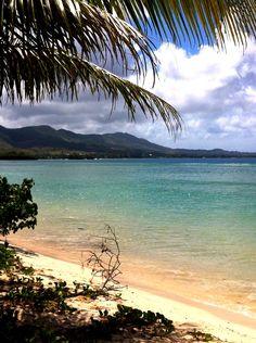 Daddi Beach Guam