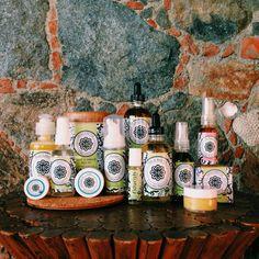 HollyBeth Organics skincare line
