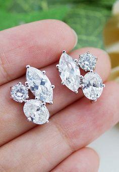 Love marquise diamonds