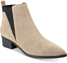 Pull-off an effortless chic look with these ankle boots.